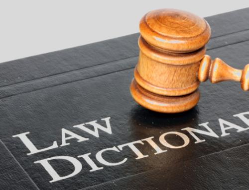 Dicas de inglês e terminologia jurídica